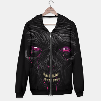 Miniatur Blood Face Sudadera con capucha, Live Heroes