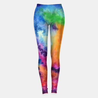 Miniaturka Colours of unicorn Island Leggings, Live Heroes