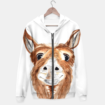 "Miniatur ""JACKpot"" animal illustration, cute and funny Hoodie, Live Heroes"