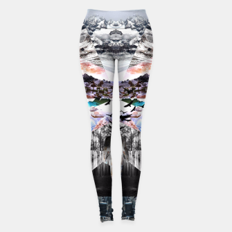 Thumbnail image of COLLIDE D1 Leggings, Live Heroes