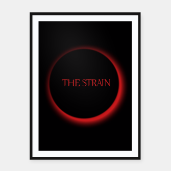 Thumbnail image of The strain Framed poster, Live Heroes