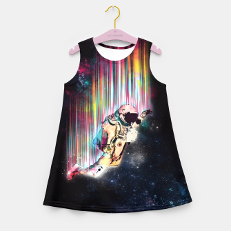 Thumbnail image of FALLIN Girl's Summer Dress, Live Heroes
