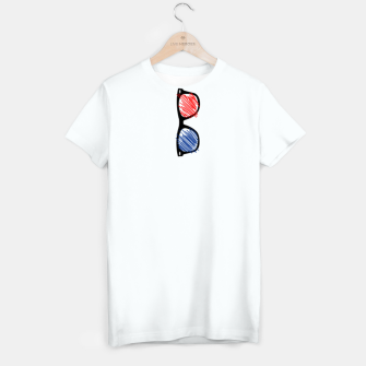 Thumbnail image of 3d T-shirt, Live Heroes