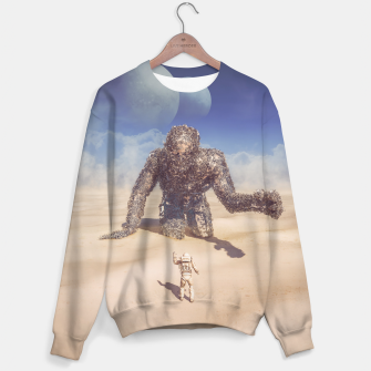 Miniatur Wandering in the Desert Sweater, Live Heroes