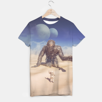 Thumbnail image of Wandering in the Desert T-shirt, Live Heroes