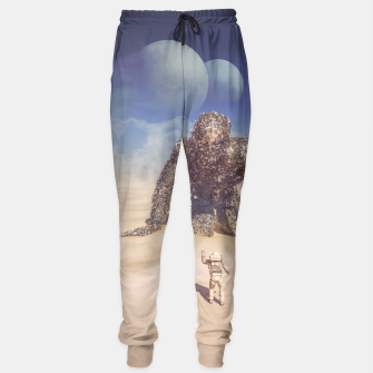 Thumbnail image of Wandering in the Desert Sweatpants, Live Heroes