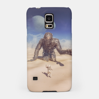 Thumbnail image of Wandering in the Desert Samsung Case, Live Heroes