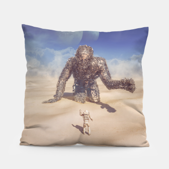 Thumbnail image of Wandering in the Desert Pillow, Live Heroes