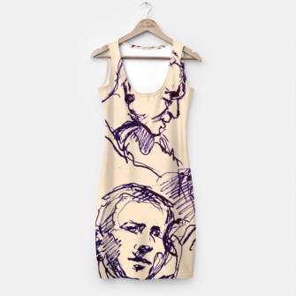 Thumbnail image of Chester Bennington linknpark memory Simple Dress, Live Heroes