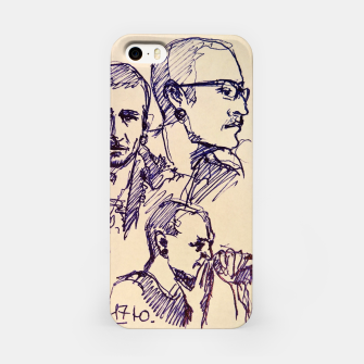 Thumbnail image of Chester Bennington linknpark memory iPhone Case, Live Heroes