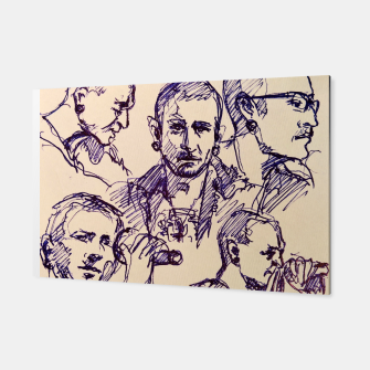 Thumbnail image of Chester Bennington linknpark memory Canvas, Live Heroes