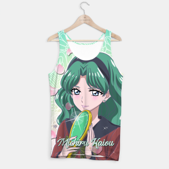 Miniatur Sailor Moon Michiru Kaiou Tank Top, Live Heroes
