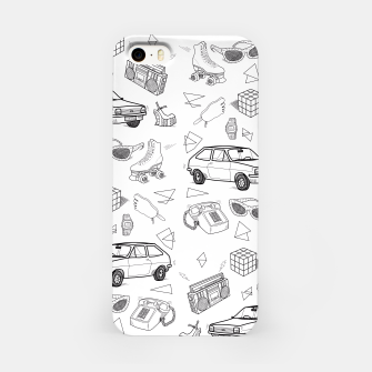 Thumbnail image of UNFORGETTABLE 80s iPhone Case, Live Heroes