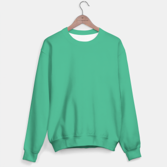 Miniatur Greenery color Sweater, Live Heroes