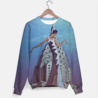 Miniature de image de Rhapsody In Shades of Blue Sweater, Live Heroes