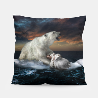 Miniatur Polar dream Pillow, Live Heroes
