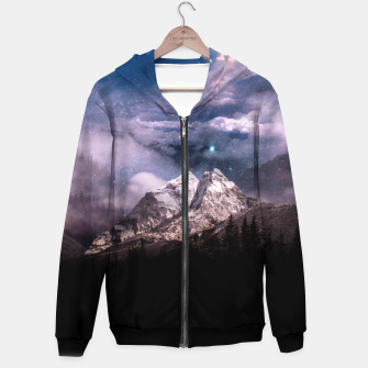 Thumbnail image of Space Time Deluxe Hoodie, Live Heroes