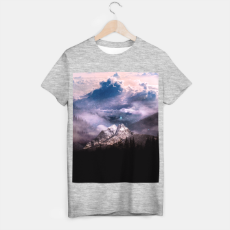 Space Time Deluxe T-shirt regular thumbnail image