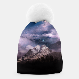 Miniaturka Space Time Deluxe Beanie, Live Heroes
