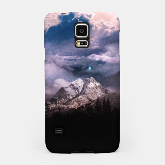Thumbnail image of Space Time Deluxe Samsung Case, Live Heroes