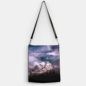 Thumbnail image of Space Time Deluxe Handbag, Live Heroes