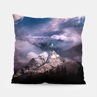 Space Time Deluxe Pillow thumbnail image