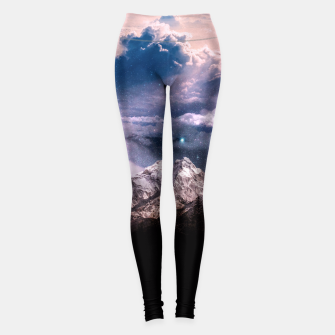 Space Time Deluxe Leggings thumbnail image