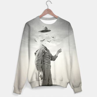 Thumbnail image of Soldier Sweater, Live Heroes