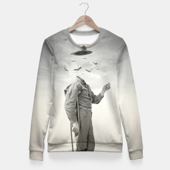 Thumbnail image of Soldier Fitted Waist Sweater, Live Heroes