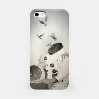 Miniatur doves iPhone Case, Live Heroes