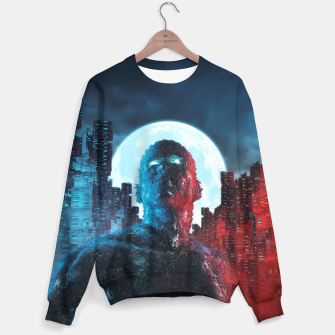 Thumbnail image of Urban Android Sweater, Live Heroes