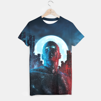 Thumbnail image of Urban Android T-shirt, Live Heroes