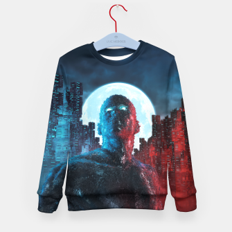 Thumbnail image of Urban Android Kid's Sweater, Live Heroes