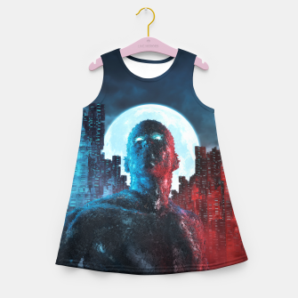Thumbnail image of Urban Android Girl's Summer Dress, Live Heroes