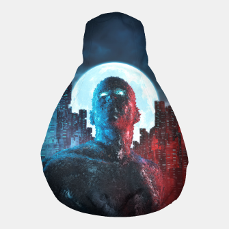 Thumbnail image of Urban Android Pouf, Live Heroes