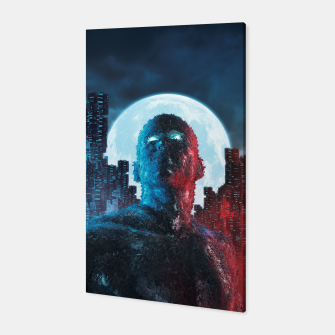Thumbnail image of Urban Android Canvas, Live Heroes