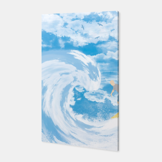 Thumbnail image of Surfer  Canvas, Live Heroes