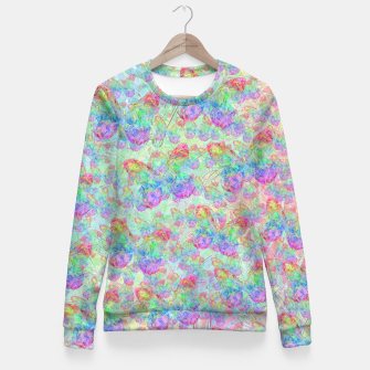 butterfly Fitted Waist Sweater thumbnail image