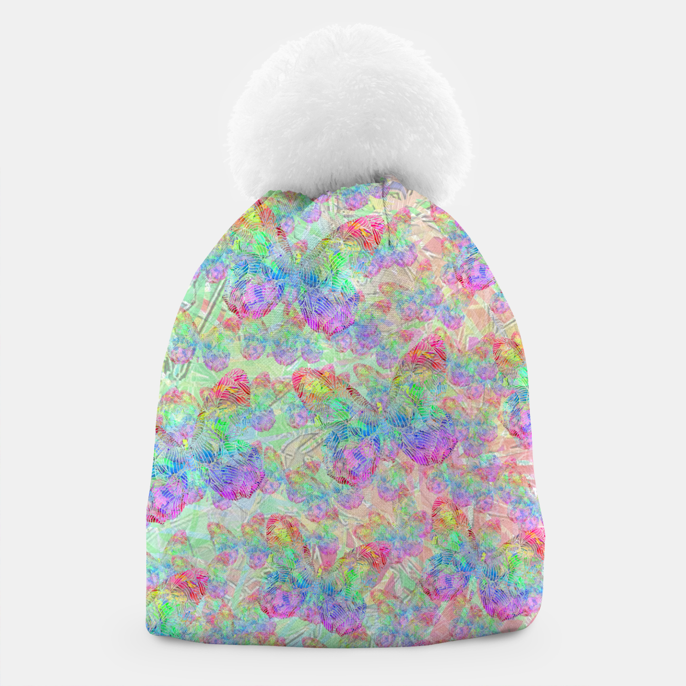 Image of butterfly Beanie - Live Heroes