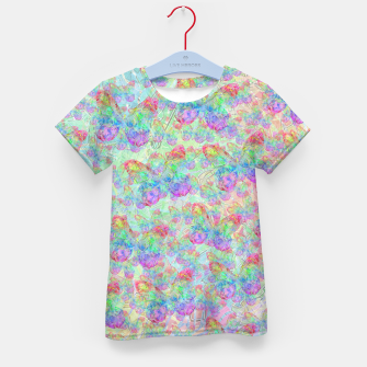 butterfly Kid's T-shirt thumbnail image