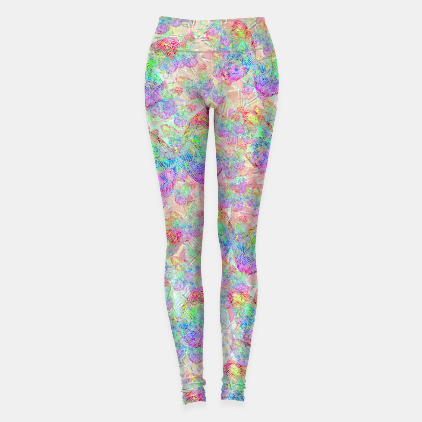 Image of butterfly Leggings - Live Heroes