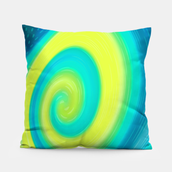 Miniaturka Flow abstract waves Pillow, Live Heroes
