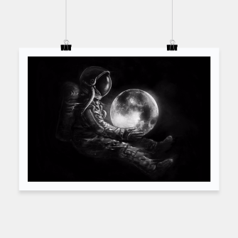 Thumbnail image of Moon Play Poster, Live Heroes