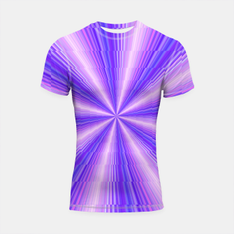Thumbnail image of Dimension Shortsleeve Rashguard, Live Heroes