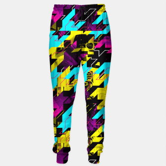 HOUNDSTOOTH GEEK Sweatpants thumbnail image