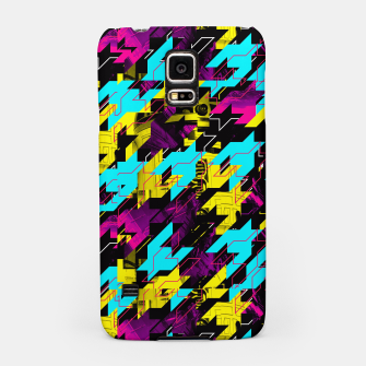 HOUNDSTOOTH GEEK Samsung Case thumbnail image