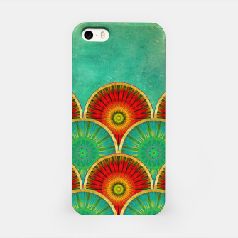 Thumbnail image of Fancy Mandala Pattern  iPhone Case, Live Heroes
