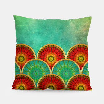 Thumbnail image of Fancy Mandala Pattern  Pillow, Live Heroes