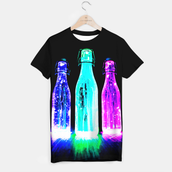 Thumbnail image of Magic Neon Drink - T-Shirt , Live Heroes
