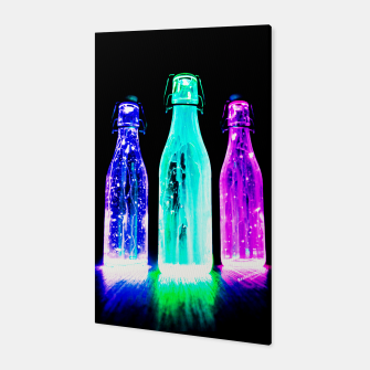 Thumbnail image of The Magic Neon Drinks  Canvas, Live Heroes